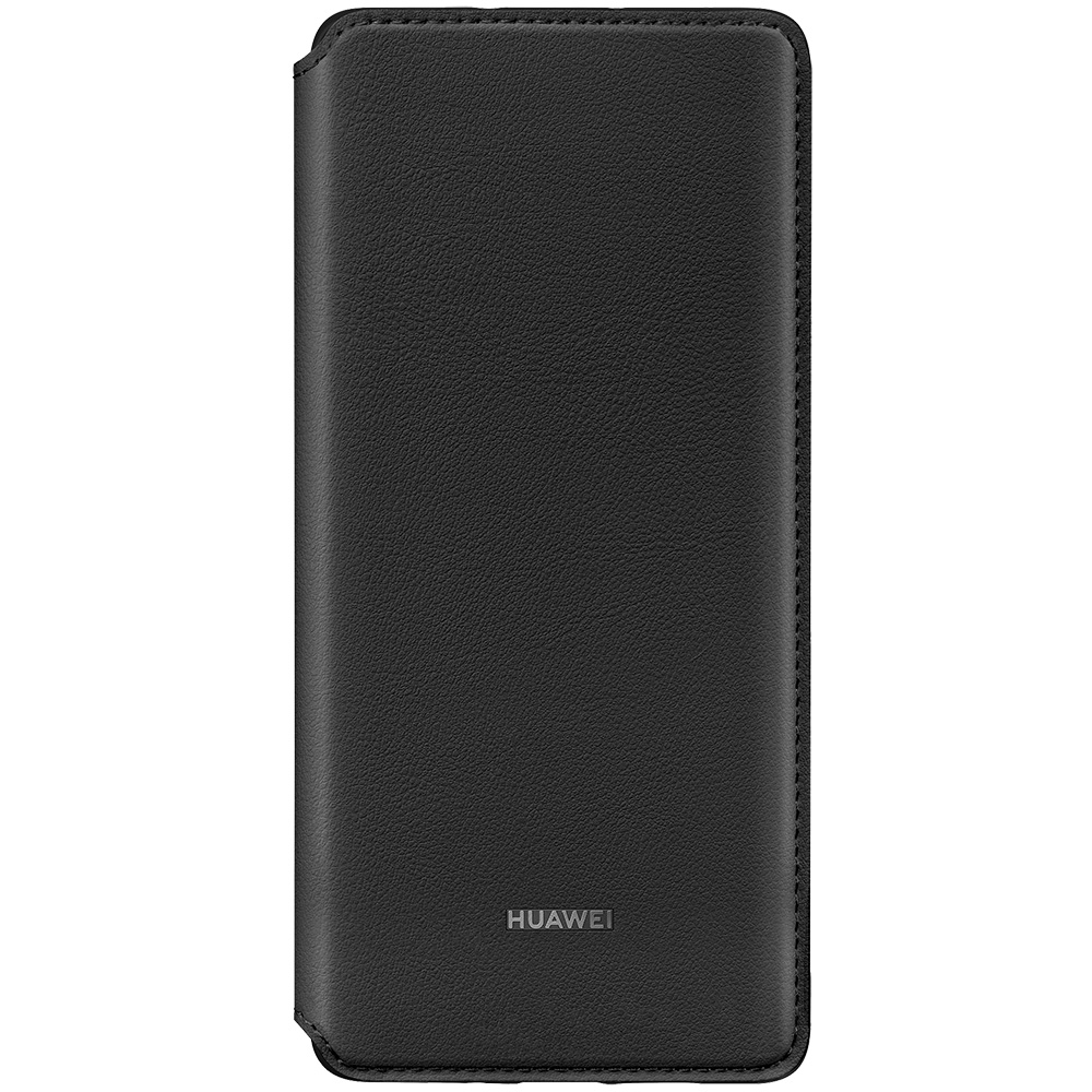 Husa Agenda Wallet Negru HUAWEI P30 Pro