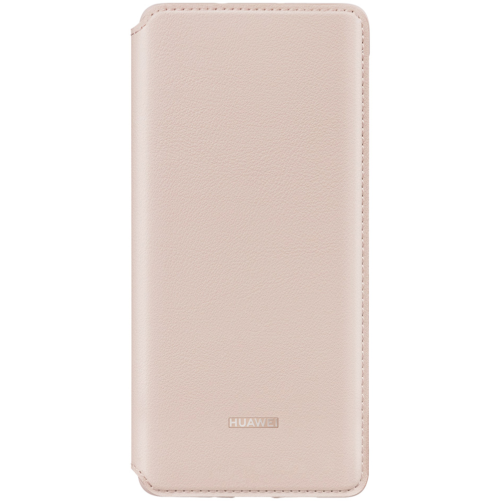 Husa Agenda Wallet Roz HUAWEI P30 Pro