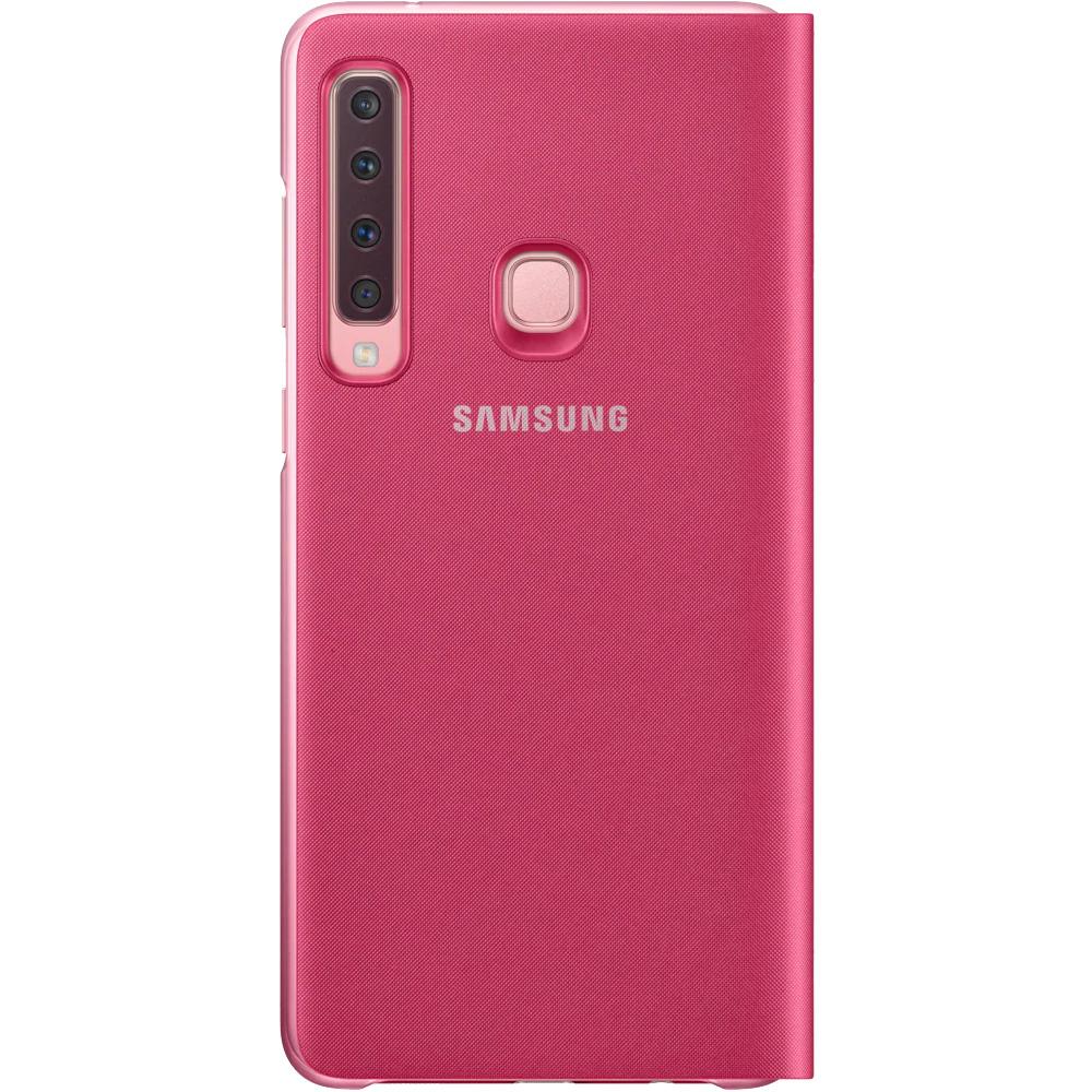 Husa Agenda Wallet Roz SAMSUNG Galaxy A9 2018