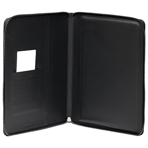 Husa Agenda White Stars Negru APPLE iPad 3, iPad 4 Retina