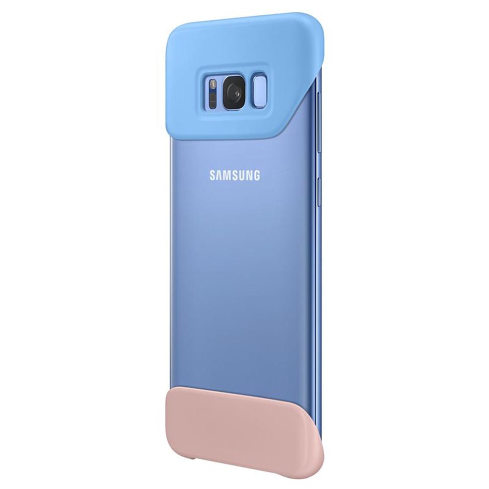 Husa Bumper 2 Pieces Albastru SAMSUNG Galaxy S8 Plus