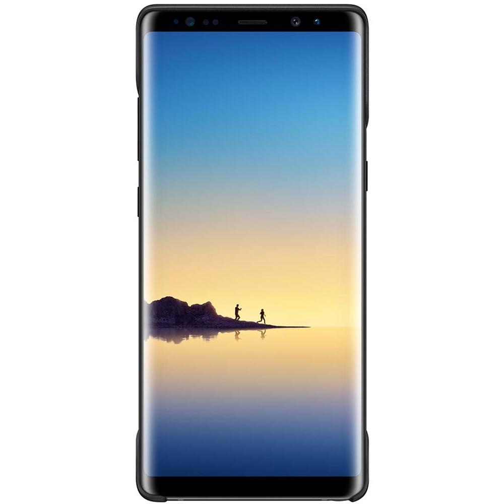 Husa Bumper 2 Pieces Negru SAMSUNG Galaxy Note 8