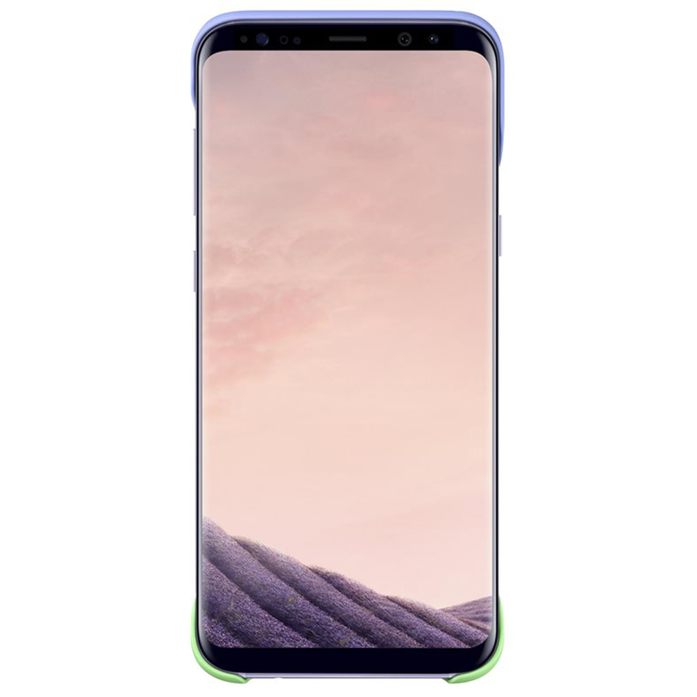 Husa Bumper 2 Pieces Violet SAMSUNG Galaxy S8 Plus