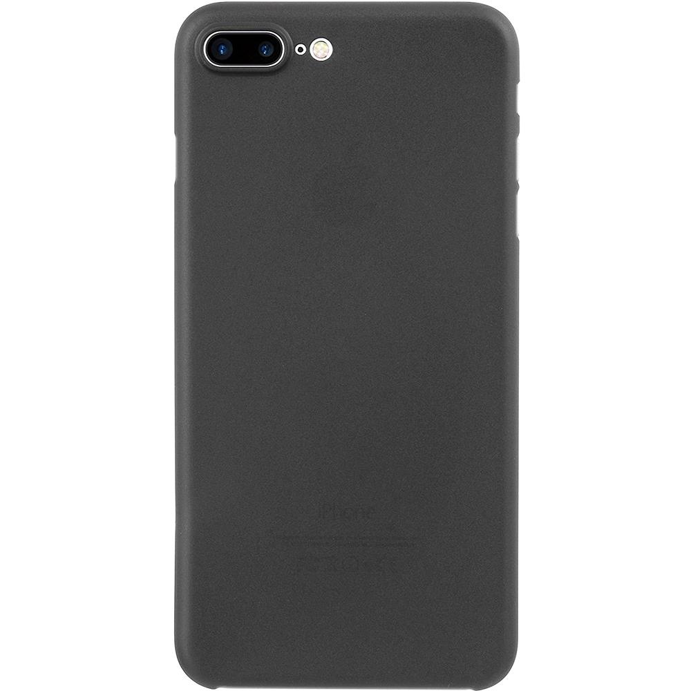 Husa Capac Spate Slim Gri Apple iPhone 7 Plus, iPhone 8 Plus