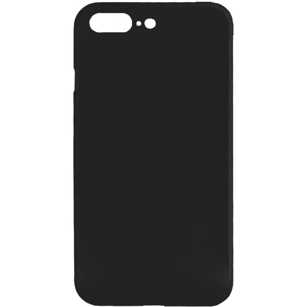 Husa Capac Spate Slim Negru Apple iPhone 7 Plus, iPhone 8 Plus