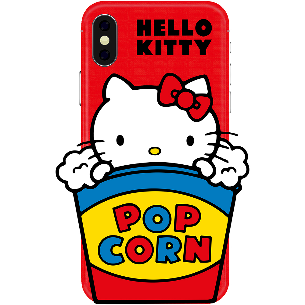 Husa Capac Spate 3D Object-Popcorn APPLE iPhone XR