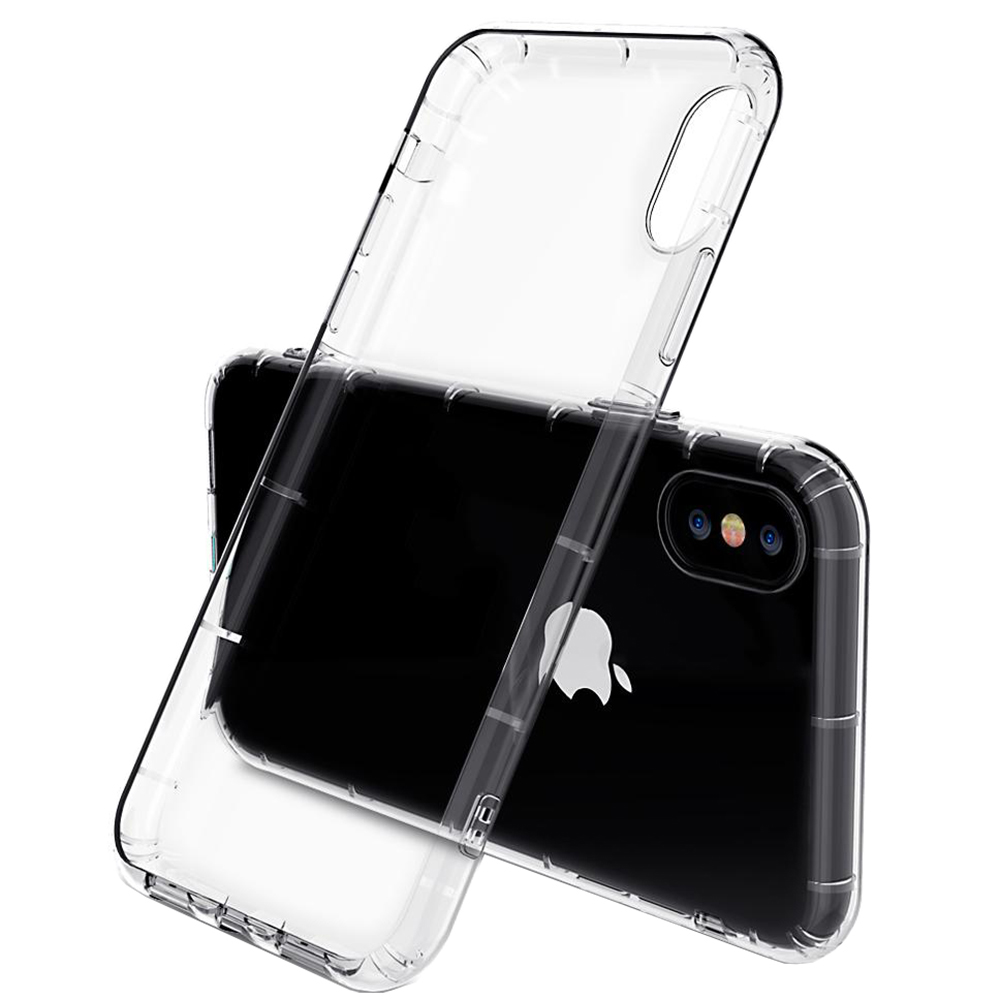 Husa Capac Spate Air Bumper APPLE iPhone X, iPhone Xs