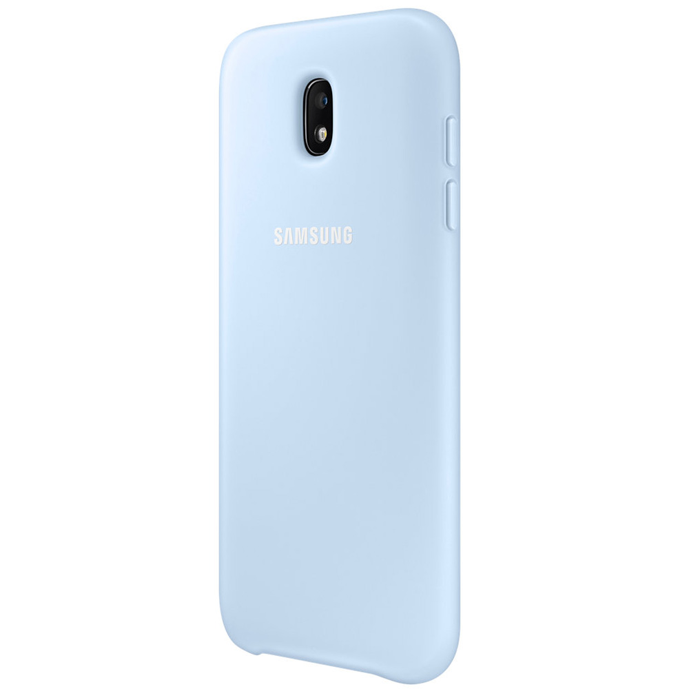 Husa Capac Spate Dual Layer Albastru SAMSUNG Galaxy J5 2017