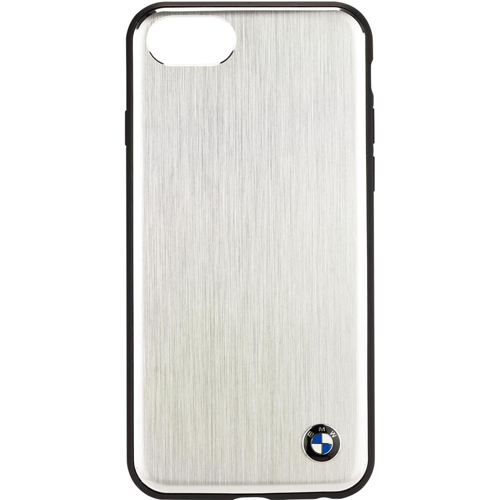 Husa Capac Spate Aluminium Argintiu Apple iPhone 7, iPhone 8, iPhone SE 2020