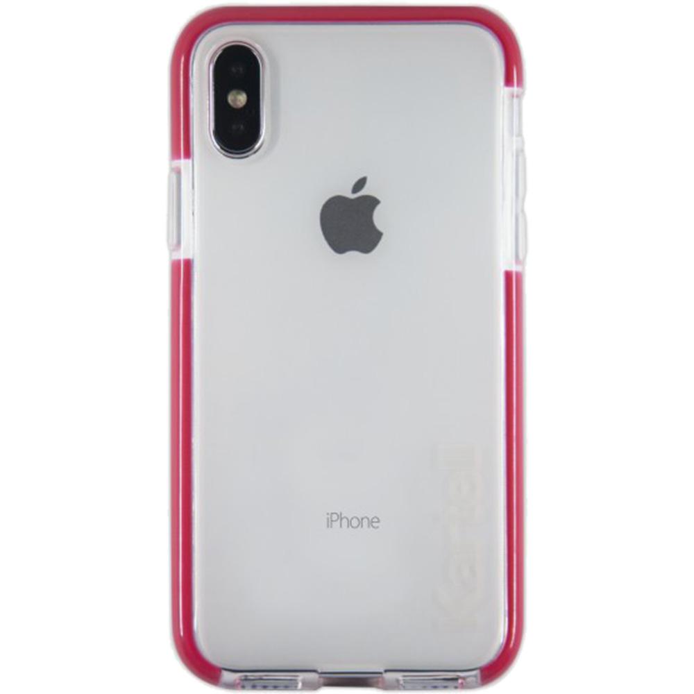 Husa Capac Spate Anti Shock Rosu APPLE iPhone X, iPhone Xs
