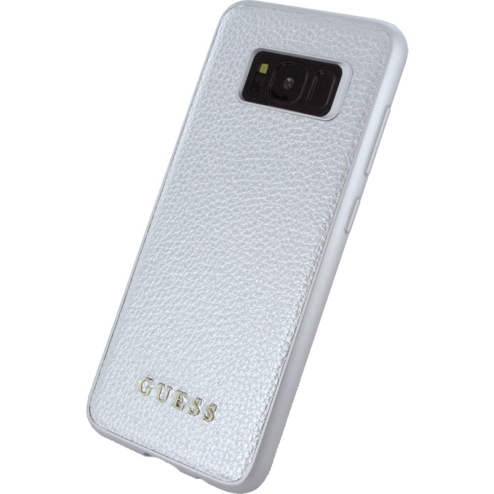 Husa Capac Spate Argintiu SAMSUNG Galaxy S8 Plus