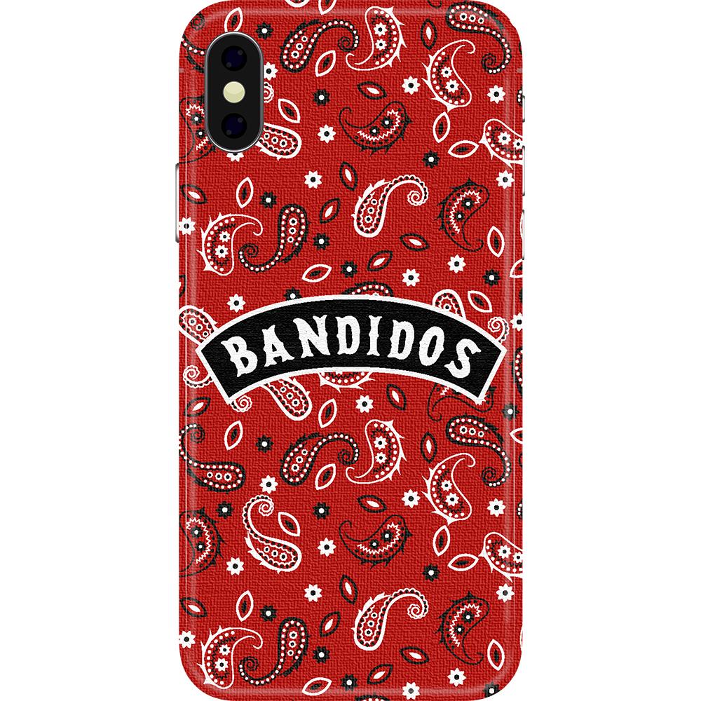 Husa Capac Spate Bandidos Rosu APPLE iPhone XR