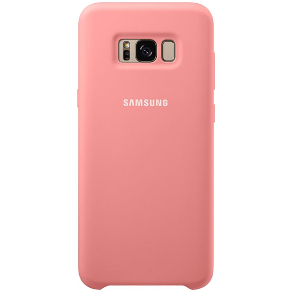 Husa Capac Spate Bulk Roz SAMSUNG Galaxy S8 Plus