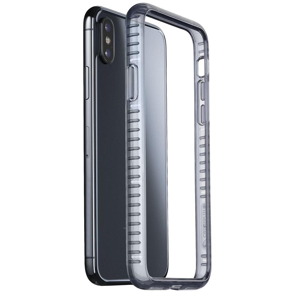 Husa Capac Spate Bumper Negru APPLE iPhone X