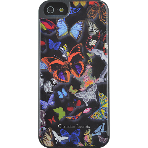 HUSA CAPAC SPATE BUTTERFLY Multicolor APPLE iPhone 5s, iPhone SE