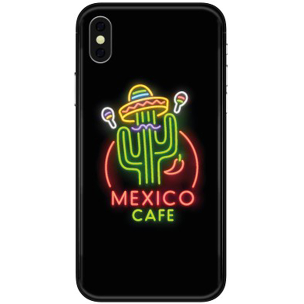 Husa Capac Spate Cactus APPLE iPhone Xs Max