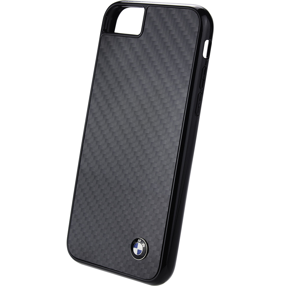 Husa Capac Spate Carbon Apple iPhone 7, iPhone 8, iPhone SE 2020