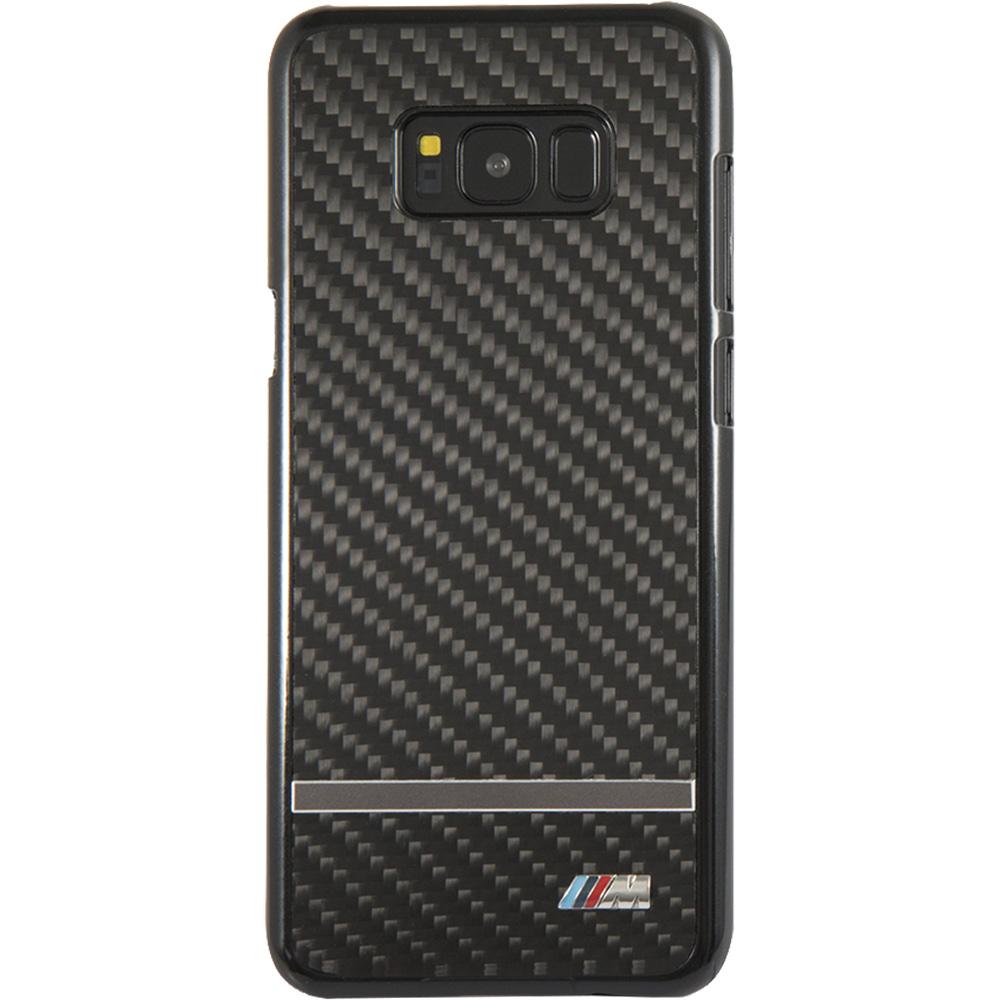 Husa Capac Spate Carbon Negru SAMSUNG Galaxy S8 Plus