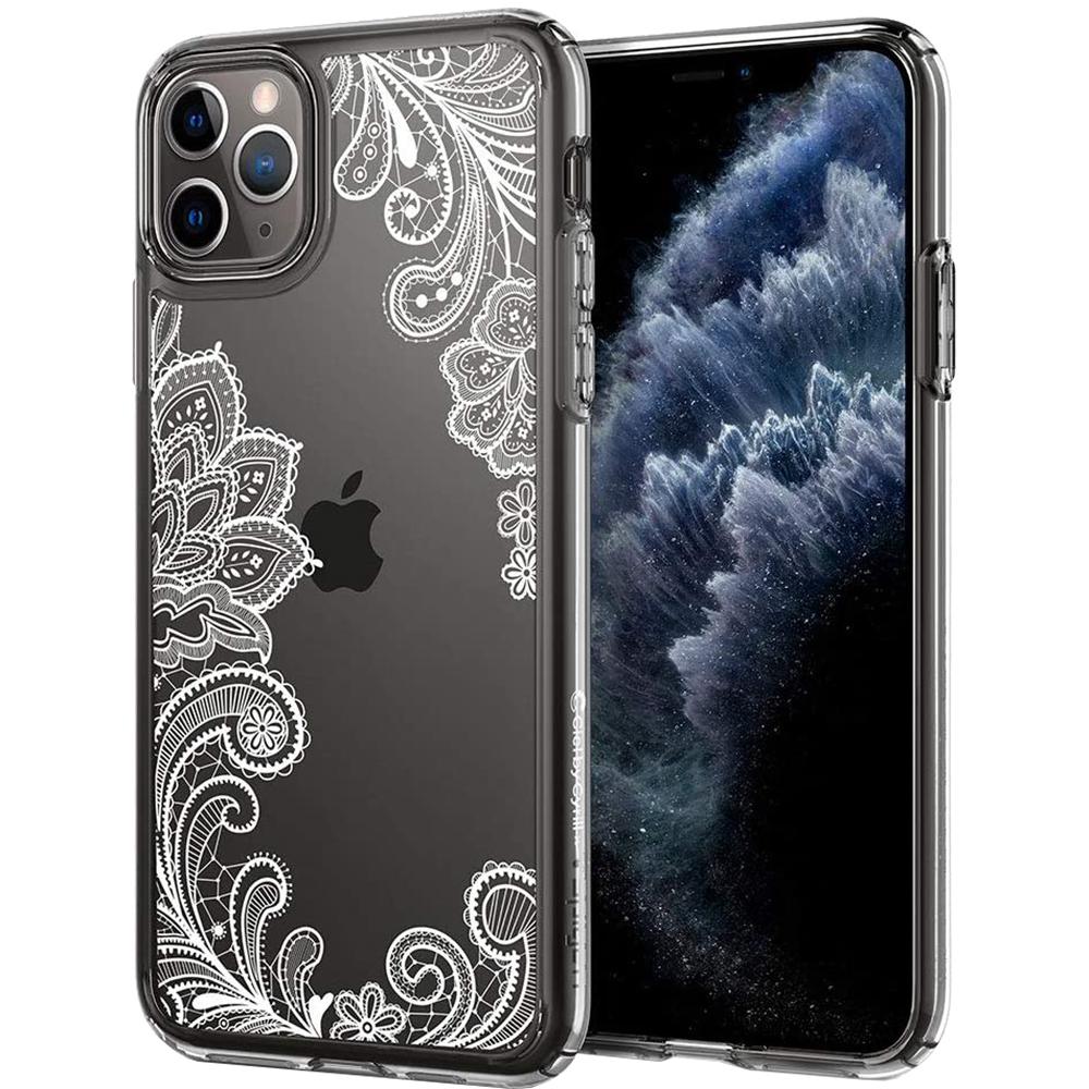 Husa Capac Spate Ciel Mandala Alb APPLE iPhone 11 Pro