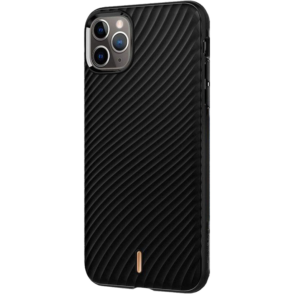 Husa Capac Spate Ciel Wave Negru APPLE iPhone 11 Pro Max