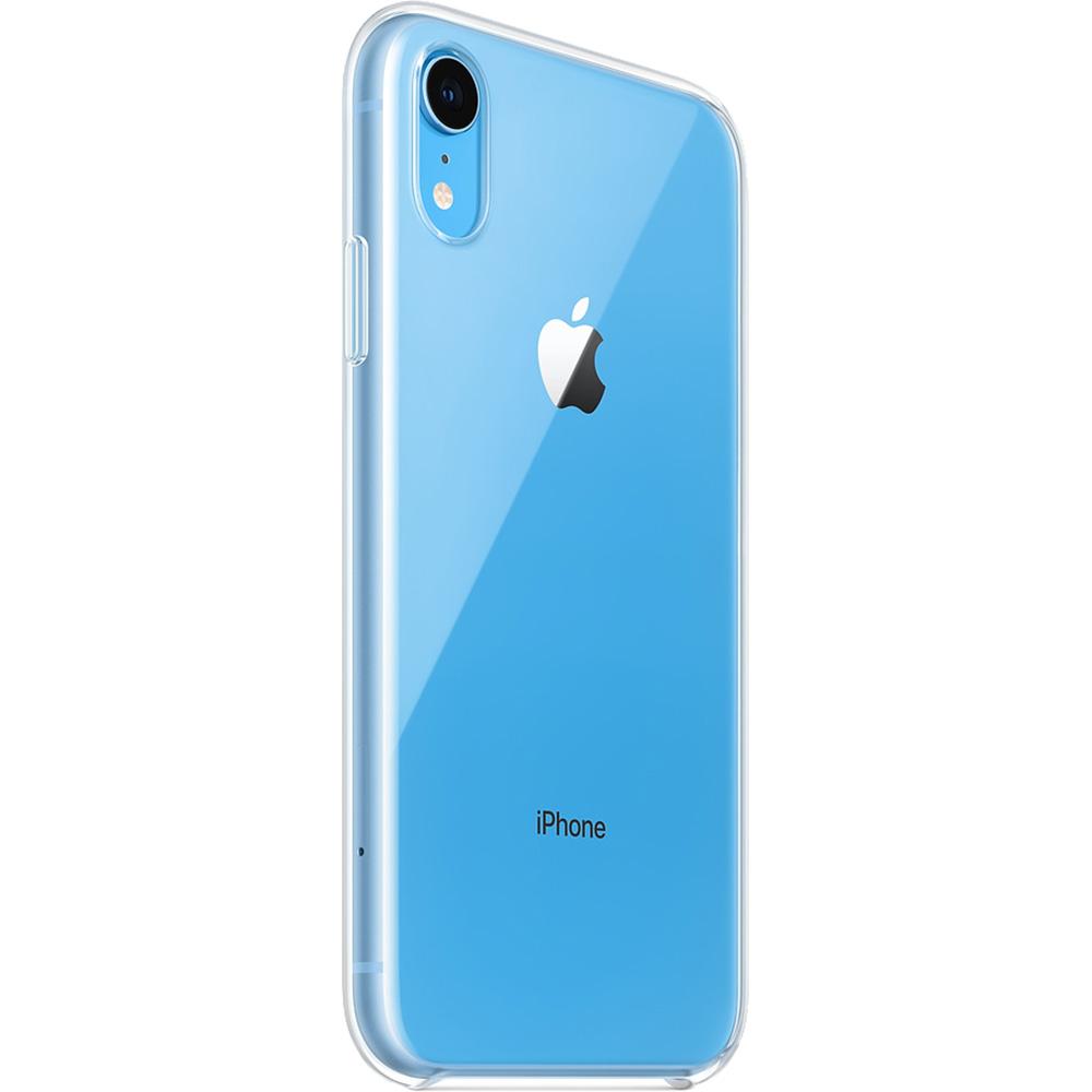 Husa originala transparenta pentru Apple iPhone Xr