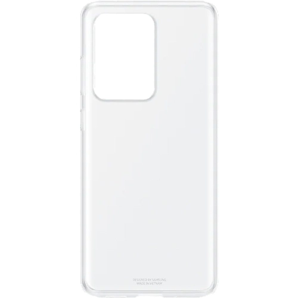Husa Capac Spate Clear Transparent SAMSUNG Galaxy S20 Ultra