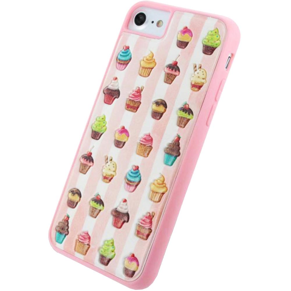 Husa Capac Spate Cupcake Apple iPhone 7, iPhone 8, iPhone SE 2020