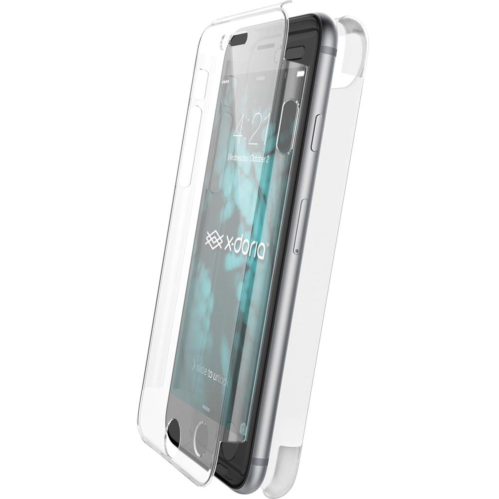 Husa Capac Spate Defense 360 Transparent Apple iPhone 7, iPhone 8