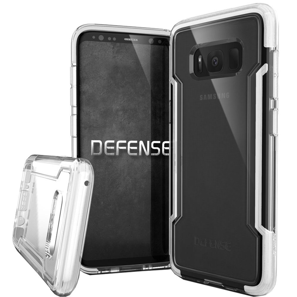 Husa Capac Spate Defense Transparent SAMSUNG Galaxy S8