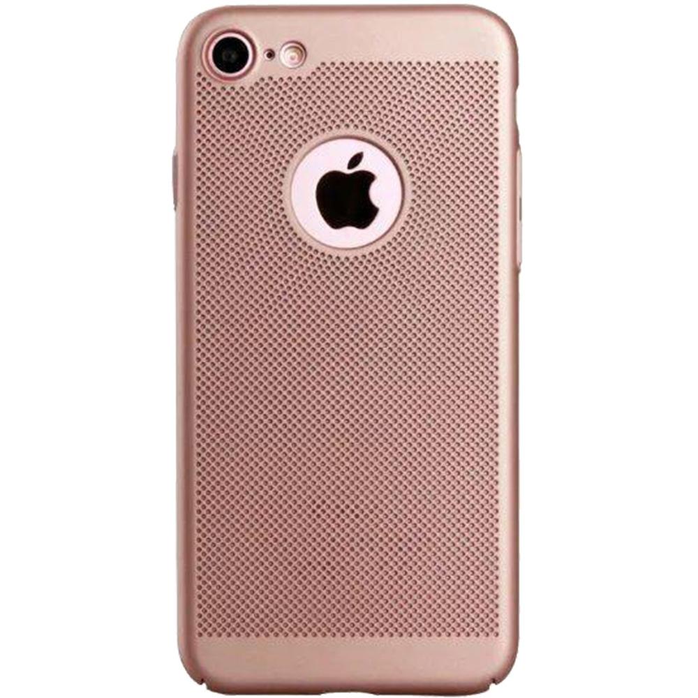 Husa Capac Spate Dot Roz Apple iPhone 7, iPhone 8