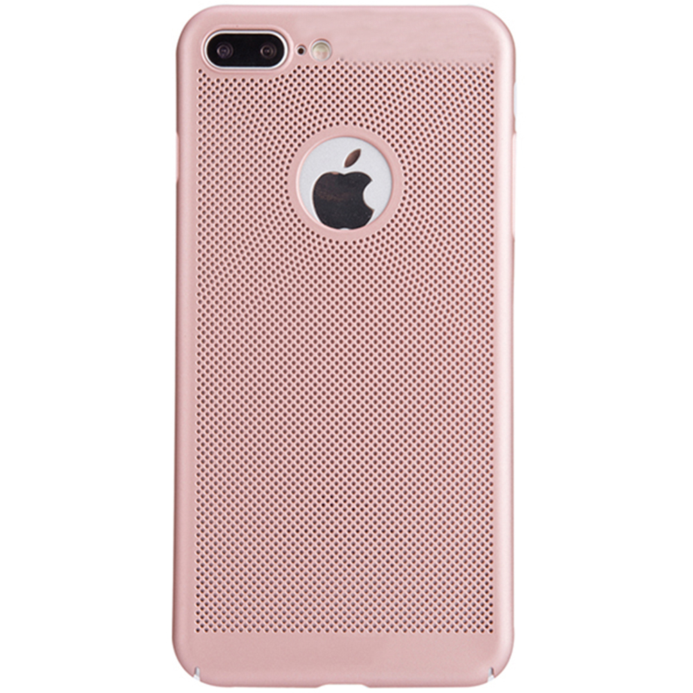 Husa Capac Spate Dot Roz Apple iPhone 7 Plus, iPhone 8 Plus