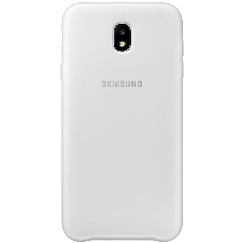 Husa Capac Spate Dual Layer Alb SAMSUNG Galaxy J3 2017