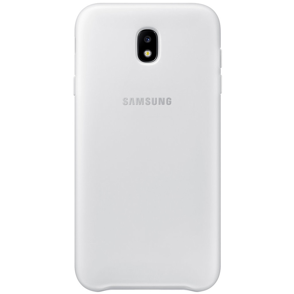 Husa Capac Spate Dual Layer Alb SAMSUNG Galaxy J5 2017