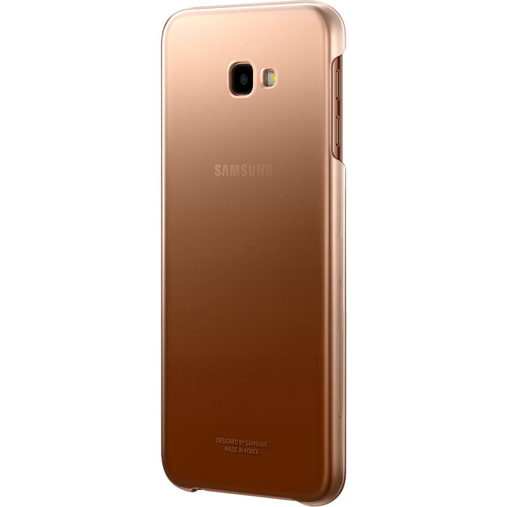 Husa Capac Spate Gradation Auriu SAMSUNG Galaxy J4 Plus 2018