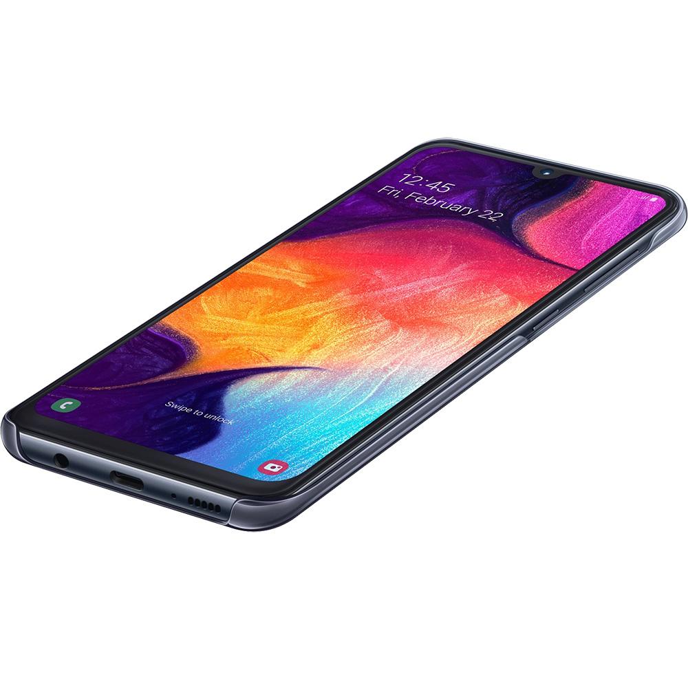 Husa Capac Spate Gradation Negru SAMSUNG Galaxy A50