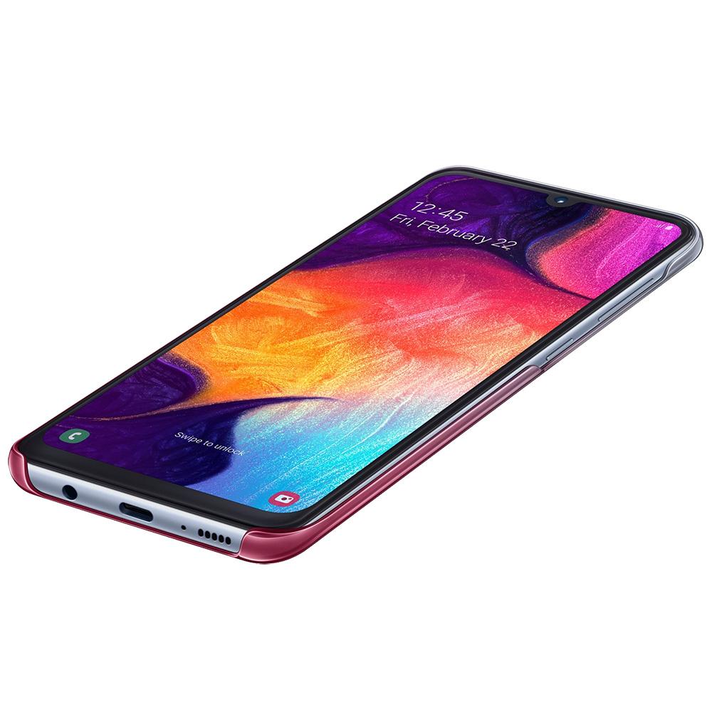 Husa Capac Spate Gradation Roz SAMSUNG Galaxy A50