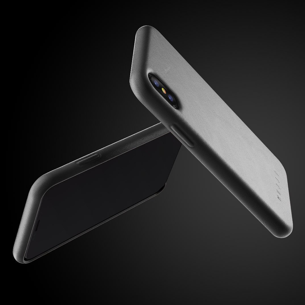 Husa Capac Spate Gri APPLE iPhone X