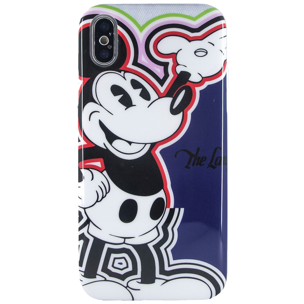Husa Capac Spate Happy Mickey Mouse APPLE iPhone Xs