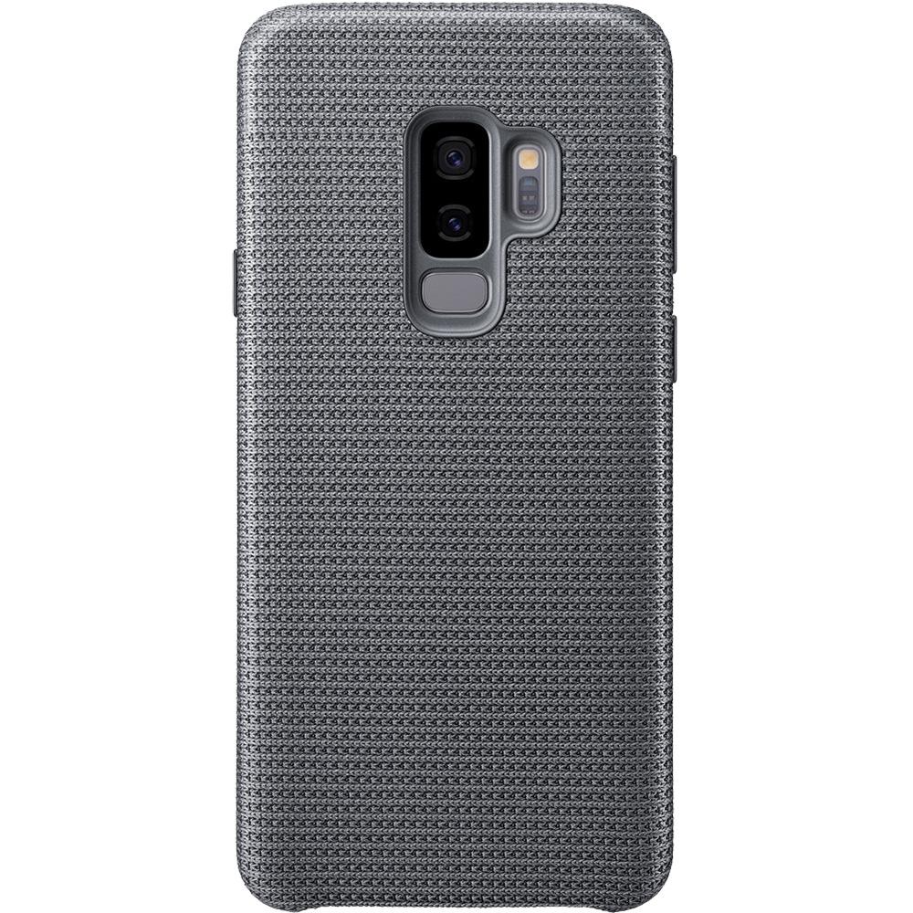Husa Capac Spate Hyperknit Argintiu SAMSUNG Galaxy S9 Plus