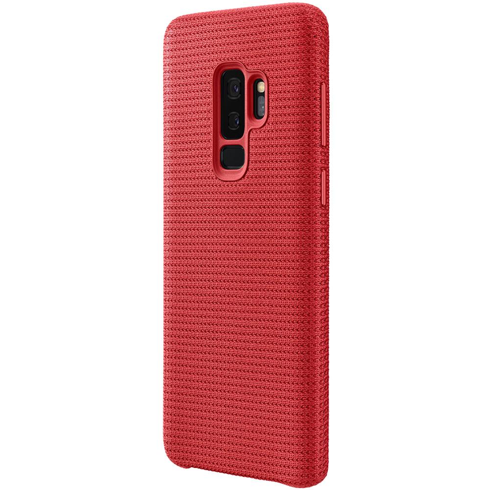 Husa Capac Spate HyperKnit Rosu SAMSUNG Galaxy S9 Plus