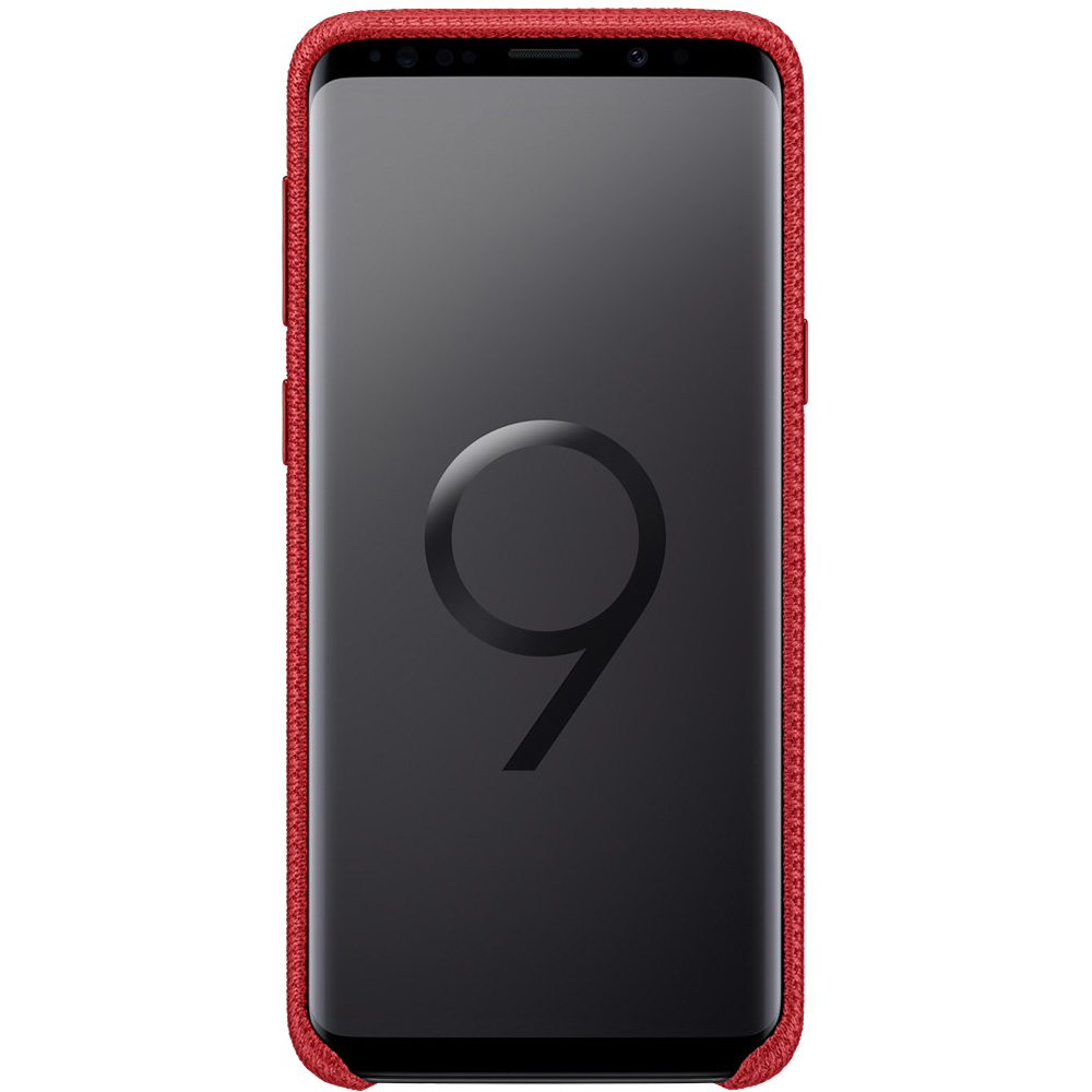 Husa Capac Spate Hyperknit Rosu SAMSUNG Galaxy S9
