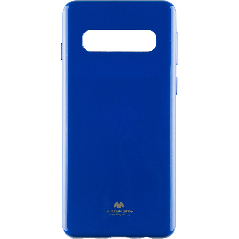Husa Capac Spate Jelly Albastru SAMSUNG Galaxy S10