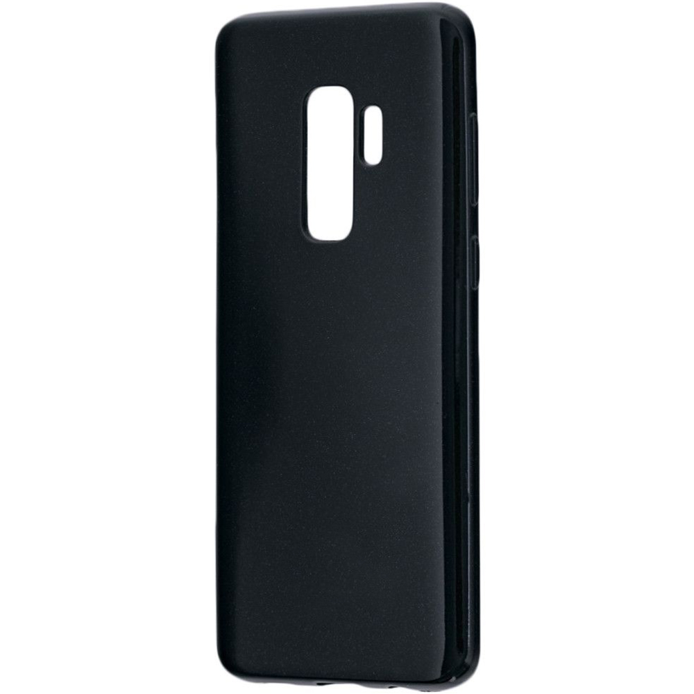 Husa Capac Spate Jelly Negru SAMSUNG Galaxy S9 Plus