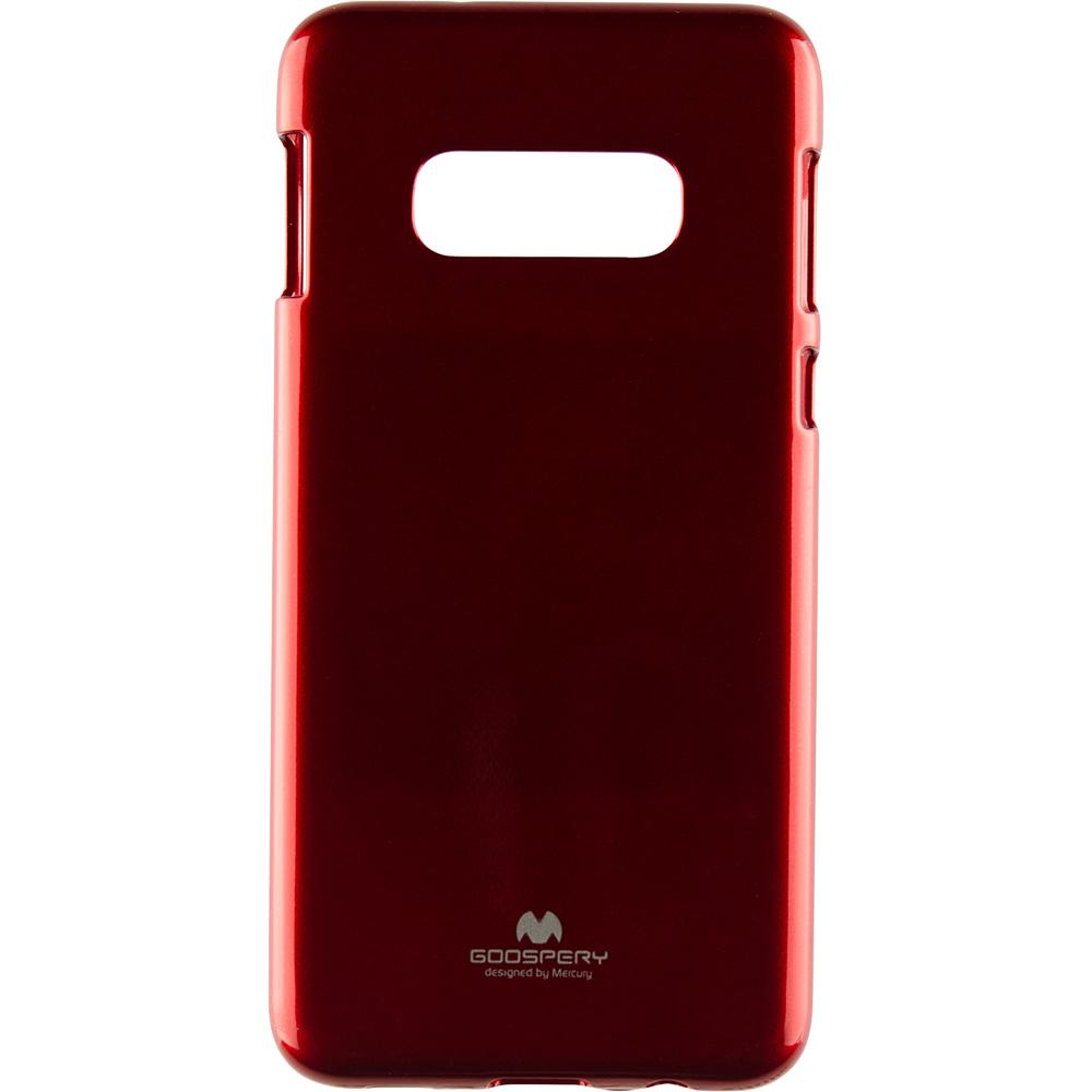 Husa Capac Spate Jelly Rosu SAMSUNG Galaxy S10E