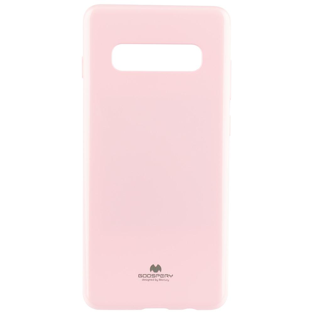Husa Capac Spate Jelly Roz SAMSUNG Galaxy S10 Plus