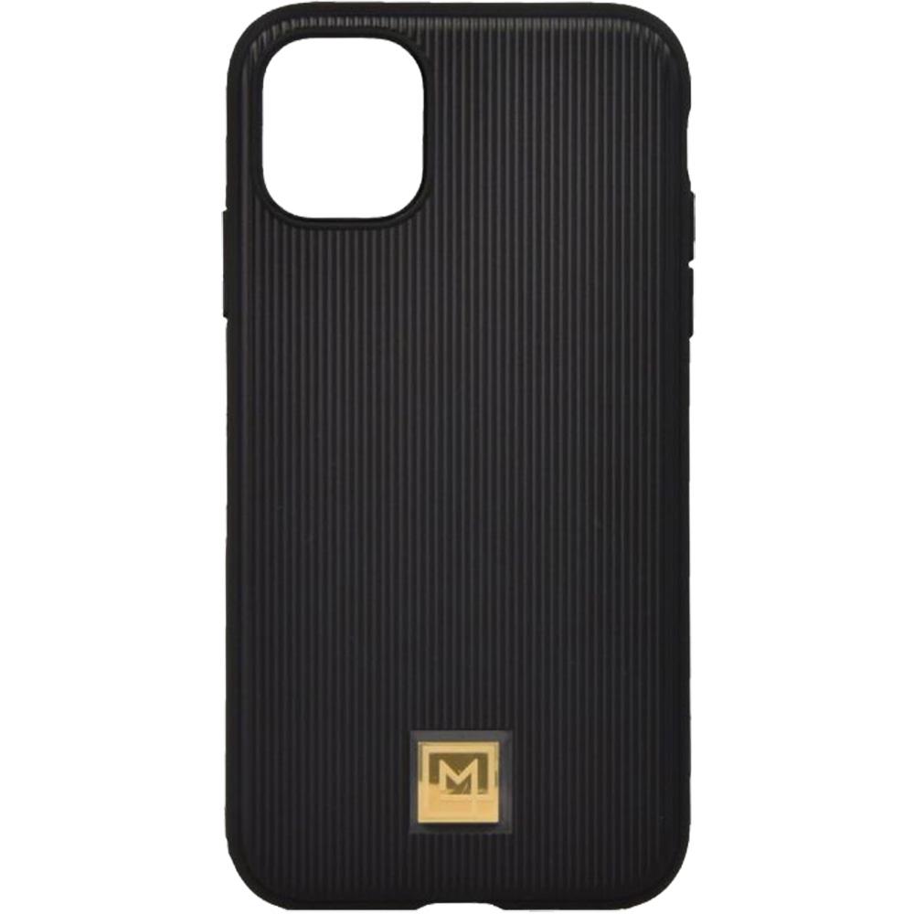Husa Capac Spate La Manon Classy Negru APPLE iPhone 11 Pro Max