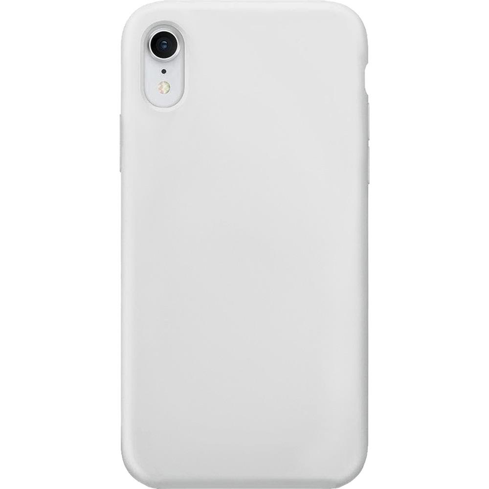 Husa Capac Spate Liquid Gri APPLE iPhone XR