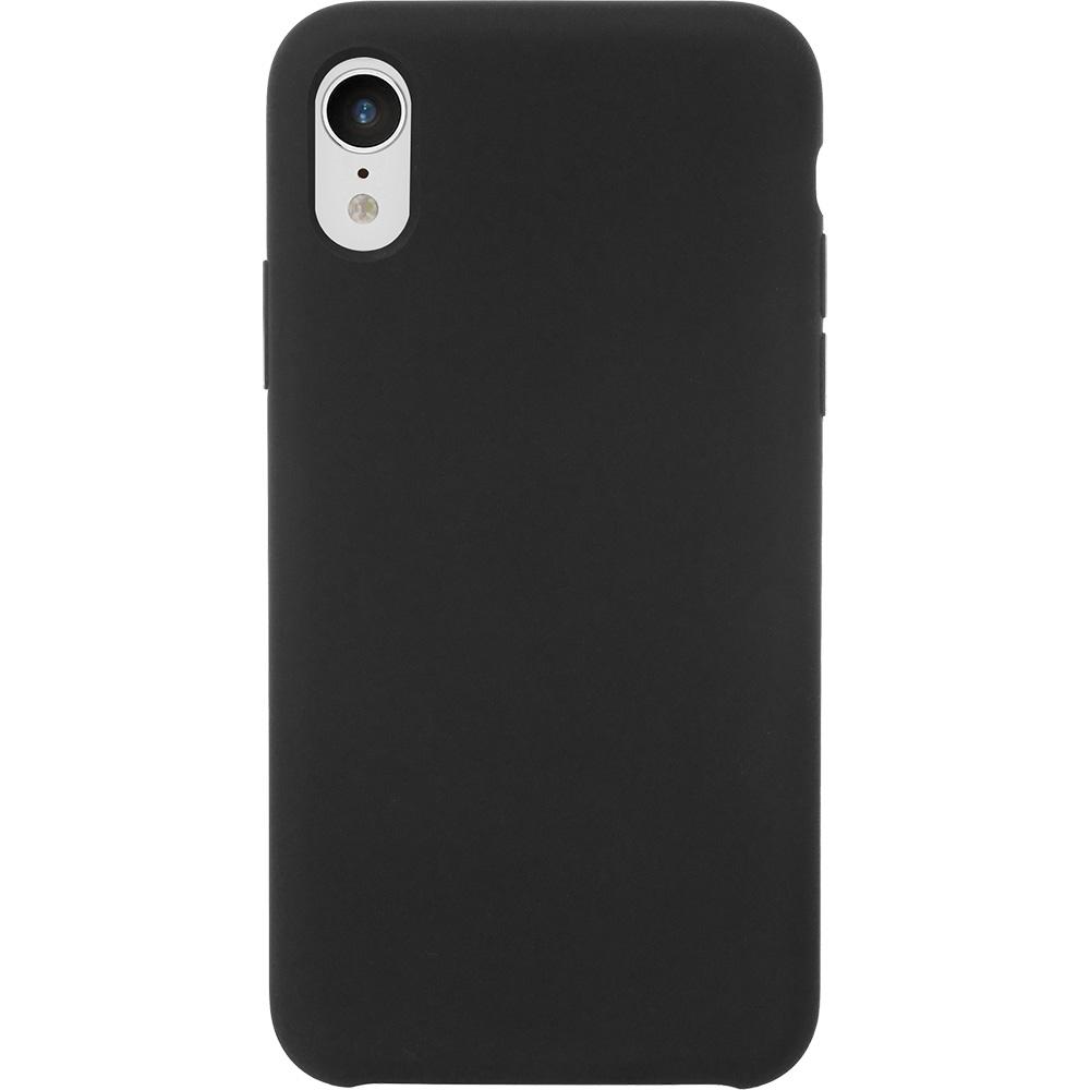Husa Capac Spate Liquid Negru APPLE iPhone XR