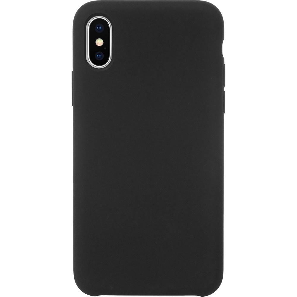 Husa Capac Spate Liquid Negru APPLE iPhone Xs Max