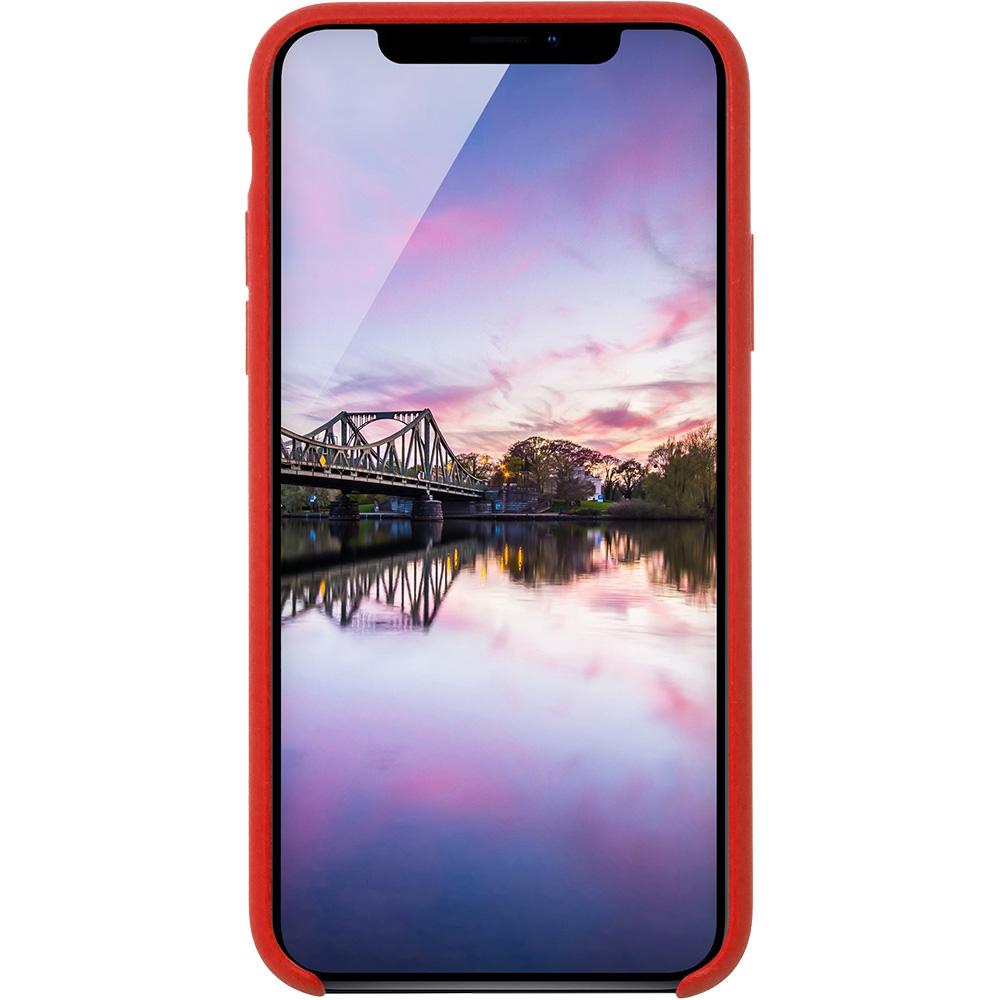 Husa Capac Spate Liquid Rosu APPLE iPhone XR